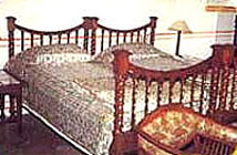Bed Room, Jagat Palace, Pushkar